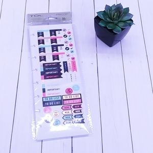 TUL Planner Stickers NWT!